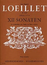 Sonaten op. 1 / 7-9 – Altblockflöte o. Violine u. Bc - laflutedepan.com