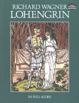 Richard Wagner - Lohengrin - Full Score - Sheet Music - di-arezzo.com