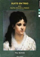 Suite en trio Mel Bonis Partition Trios - laflutedepan.com