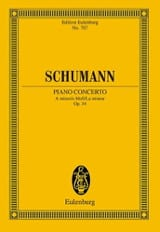 SCHUMANN - Klavier-Konzert a-moll - Sheet Music - di-arezzo.co.uk