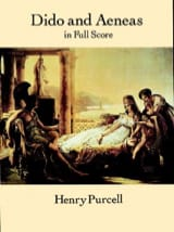 Dido and Aeneas - Full Score Henry Purcell Partition laflutedepan.com