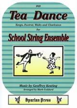 Tea Dance - School String ensemble Geoffrey Keating laflutedepan.com