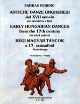 Antiche Danze Ungheresi Del 17. Secolo -quintetto a Fiati laflutedepan.com