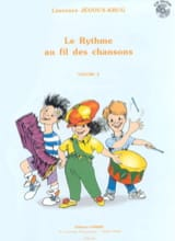 Laurence Jegoux-Krug - The Rhythm of Songs Volume 2 - Sheet Music - di-arezzo.com