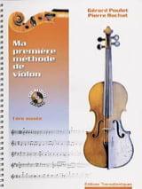 Ma première méthode de violon - 1ère année laflutedepan.com