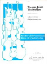 Themes from the Moldau – String Orch. - laflutedepan.com