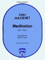 Méditation de Thaïs – Clarinette Jules Massenet laflutedepan.com