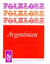 Traditionnels - Folklore aus Argentinien - 2 Sopranblockflöten - Partition - di-arezzo.fr
