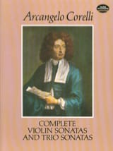 Arcangelo Corelli - Complete Violin Sonatas and Trio Sonatas - Conducteur - Partition - di-arezzo.fr