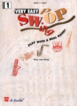 Very Easy Swing Pop Book 1 - Fons van Gorp - laflutedepan.com