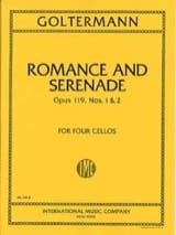 Romance et Sérénade op. 119 n° 1 et 2 - laflutedepan.com
