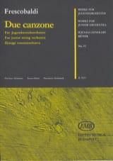 2 Canzone – Junior String Orch. - laflutedepan.com