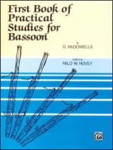 First Book of Practical Studies for Bassoon laflutedepan.com
