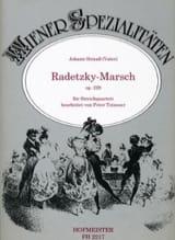 Radetzky-Marsch, op. 228 - Streichquartett laflutedepan.com