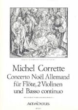 Concerto Noël allemand - Flöte 2 Violinen BC laflutedepan.com