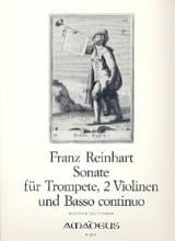 Sonate - Trompete 2 Violinen BC - Partitur + Stimmen laflutedepan.com