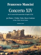 Concerto 14 -flauto 2 violini viola e bc laflutedepan