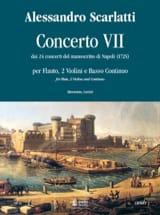 Concerto 7 -Flauto 2 violoni e bc laflutedepan.com