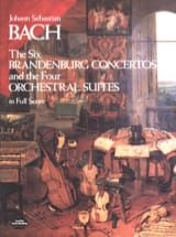 BACH - The 6 Brandenburg Concertos and the 4 Orchestral Suites - Full Score - Sheet Music - di-arezzo.com
