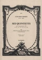 6 Quintettes, Op. 55 - Hautbois Ou Flûte-Quatuor A Cordes laflutedepan.com