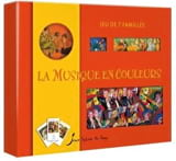 Jeu - La Musique en Couleurs - Jeu des 7 familles - Accessoire - di-arezzo.ch