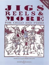 Jigs, Reels and more - Cello piano Jones Edward Huws laflutedepan.com