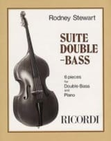 Rodney Stewart - Suite Double-Bass - 6 Pieces - Partition - di-arezzo.fr