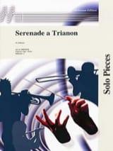 Sérénade à Trianon - Maurice Faillenot - Partition - laflutedepan.com