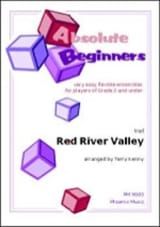 Red River Valley Traditionnel Partition ENSEMBLES - laflutedepan.com