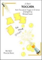 BACH - Toccata –Ensemble - Partition - di-arezzo.fr