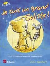 Dinie Goedhart - Je Suis un Grand Soliste ! - Partition - di-arezzo.fr