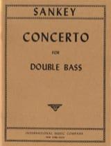 Stuart Sankey - Concerto – Double bass - Partition - di-arezzo.fr