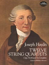 HAYDN - 12 String Quartets, Op. 55, 64, 71 - Sheet Music - di-arezzo.co.uk