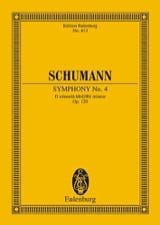 SCHUMANN - Sinfonie Nr. 4 d-moll - Sheet Music - di-arezzo.co.uk
