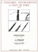 Pizzicato-Polka -Quintette à vent laflutedepan