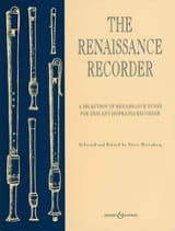 - The renaissance recorder Soprano - Sheet Music - di-arezzo.co.uk