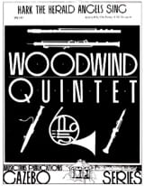 - Hark The Herald Angels Sing –Woodwind quintet - Partition - di-arezzo.fr