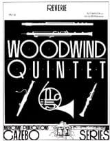 DEBUSSY - Reverie - Woodwind quintet - Sheet Music - di-arezzo.com