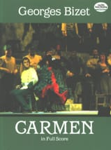 BIZET - Carmen - Full Score - Sheet Music - di-arezzo.co.uk