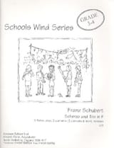 Scherzo et Trio in Fa Majeur SCHUBERT Partition laflutedepan.com