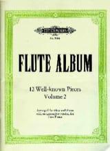 Flute Album - Volume 2 Peter Hodgson Partition laflutedepan.be