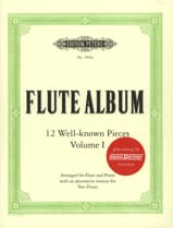 Flute Album - Volume 1 - Peter Hodgson - Partition - laflutedepan.com