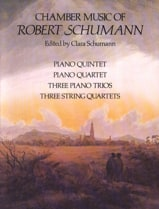 The Chamber Music SCHUMANN Partition Grand format - laflutedepan.com
