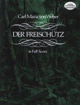 Der Freischütz Carl Maria von Weber Partition laflutedepan.com