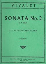 Sonate n° 2 in F major RV 41 Antonio Vivaldi laflutedepan.com