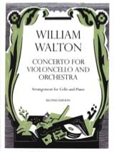 Concerto for violoncello William Walton Partition laflutedepan.com