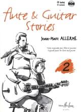 Flûte And Guitar Stories Vol.2 Jean-Marc Allerme laflutedepan