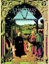 Christmas Oratorio - Full Score - laflutedepan.com