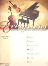 Evergreens In Concert Volume 1 Partition Trios - laflutedepan.com