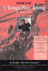 Les 4 Saisons - L'été, op. 8 n°2 RV 315 – CD laflutedepan.com
